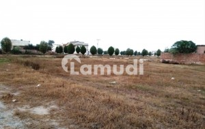 10 Marla Residential Plot For Sale In Grand Avenues Housing Scheme