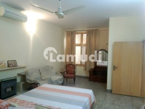 Furnished Upper Portion Is Available For Rent In F6 Islamabad