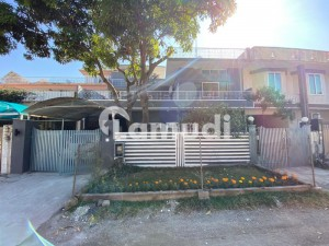 14 Marla 40 x 80 House Double Unit House For Sale Double Side Open In G 10 4