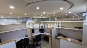 New Falcon Enterprises Proudly Offered Total Furnished Office On Prime Location