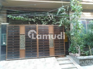 Marghzar Officers Colony 5.25 Marla House Up For Sale