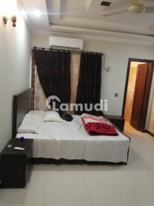 Furnished 10 Marla House For Rent In Bahria Town