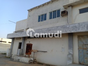 Like Brand New Well Constructed Factory Urgently For Sale At Lieda