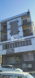 Bahria Town Phase 8 Hub Commercial Two Bed Flat 704 Sq 2nd Floor Well Maintained Just Like Brand New