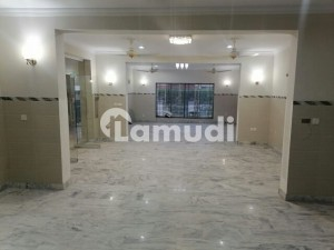 In Johar Town 4950  Square Feet Building For Rent