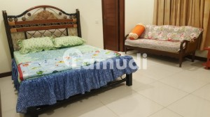 Furnished Guest Room In Bungalow For Tenants In Phase 8