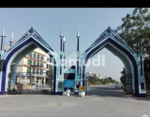 Centrally Located Residential Plot In Formanites Housing Scheme Is Available For Sale