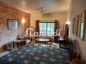 Fully Furnished Portion For Rent In F-6 Islamabad