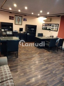 One Kanal Commercial Building For Sale At Prime Location Of Peco Road Lahore