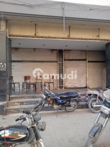 3400  Square Feet Shop In Jamshed Town Best Option
