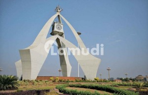 5 MARLA COMMERCIAL PLOT FOR SALE ON EASY INSTALLMENT PLAN BAHRIA TOWN LAHORE