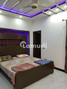 5 Marla Furnished House Available In Bahria Town - Block BB