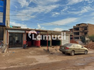 Shops Market With Plot For Sale