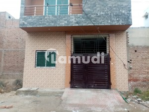 3 Marla House Situated In Rehman Gardens For Rent