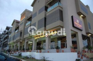 Prime Located Business Bay Apartment For Sale In Dha Phase 1 Islamabad