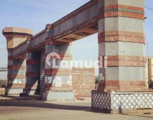7 Marla Block D Plot No 501  On Prime Location With Salient Features For Sale