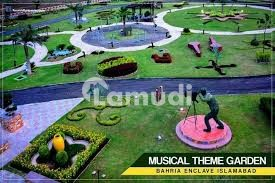 Block E of 5 marla near to park with manageable and affordable price on ground for sale in bahria orchard lahore