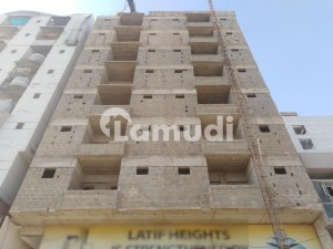 1250 Square Feet Flat In Central North Nazimabad For Sale