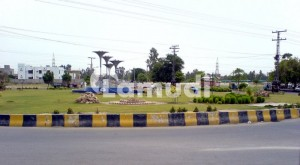 Main On 150 Feet Road Full Commercial Activity Near Wapda Around About Plot Available For Sale