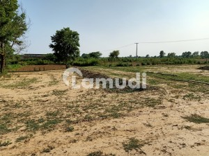 Perfect 7 Marla Residential Plot In Gujrat - Fatehpur Road For Sale