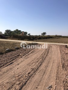 Residential Plot For Sale Situated In Jhelum Road