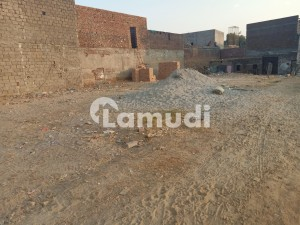 Buy A 4 Marla Residential Plot For Sale In Shah Jehangir Road