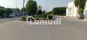2 Kanal Hot Location Plot For Sale In Sitara Qamar Villas Canal Expressway Faisalabad