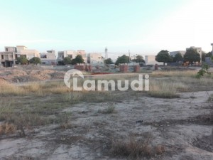 Ideally Located Residential Plot For Sale In Wapda City Available