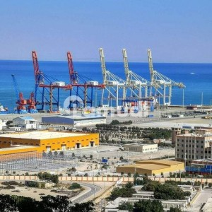 Naval Anchorage gwadar Pakistan navy   housing project  ready for belting coming soon
