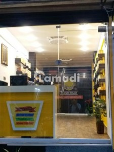 Rented Out Property For Sale Commercial Shop For Sale Phase 5 Zamzama Commercial Best For Sale Lover