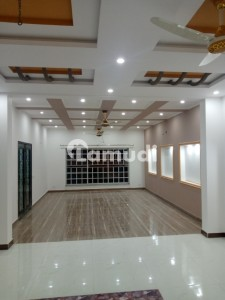 1 Kanal Lower Portion Available For Rent In Available State Life Society