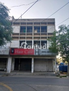4 Marla Corner Location Commercial Building For Sale In Dha