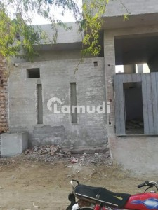 6.5 Marla Under Construction Single Storey Registered House