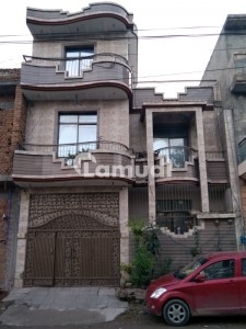 1125  Square Feet House Available For Sale In Gulzar-E-Quaid Housing Society