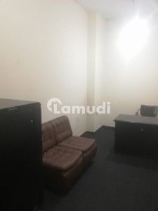 Furnished Office Available In Barkat Market Garden Town