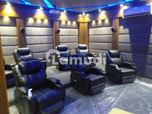 Leads Offer 1 Kanal Brand New House For Sale On Prime Location With Full Basementhome Theater Etc
