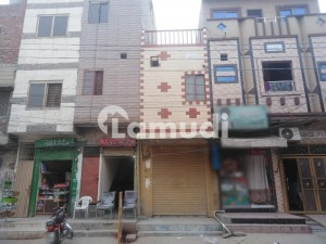 Centrally Located Shop In Samanabad Is Available For Sale