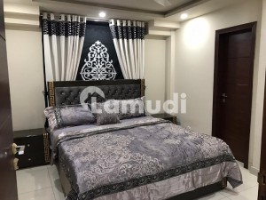 ONE BED LUXURY FULLY FURNISHED APARTMENT FOR RENT IN BAHRIA TOWN LAHORE