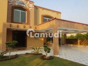 4 Kanal Brand New House 8 Bed With Tile Flooring