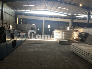 Warehouse For Rent Situated In Hattar Industrial Estate