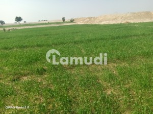 10 Acre Army Allotted Agriculture Land Near Chowk Serwar Shaheed