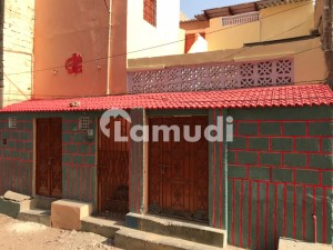 6 Beds 80 Square Yards House Is Available For Sale