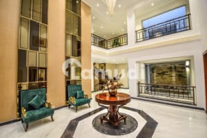 2 Kanal Brand New Faisal Rasul Designed Marvelous Fully Furnished Bungalow Available In Dha Lahore