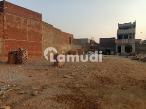 3.5 Marla Residential Plot In Central Shah Jehangir Road For Sale