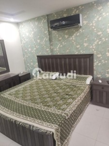 Per Day Furnished Apartment For Rent In Sector D Bahria Town Lahore