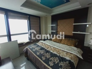 3 Beds Fully Furnished Luxury Flat For Rent In Centaurus