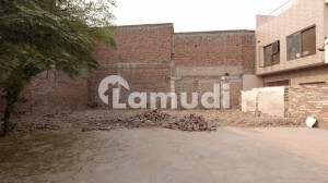 1125  Square Feet Residential Plot Ideally Situated In Allama Iqbal Town