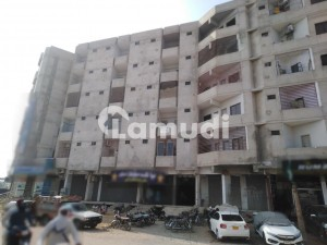 Mahin Apartments Unit No.7, 768 Square Feet Flat For Sale In Latifabad Hyderabad