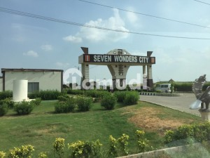 Seven Wonder City Phase-1 Residential Plot Is Available On Booking