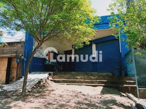 7 Marla Building Available In Bhimber Road For Sale